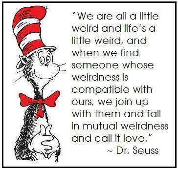 Definition of Love (Dr. Seuss) | the relationship blog
