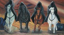 The four horsemen of the apocalypse john gottman